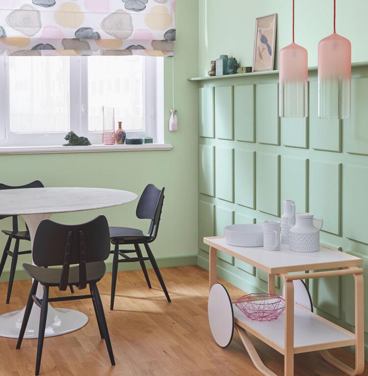 2016 heißt es: Farbe bekennen - Schöner Wohnen