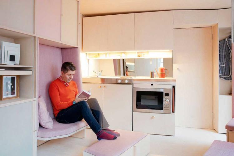 Neue Wohn- und Lebenskonzepte - Kleiner wohnen