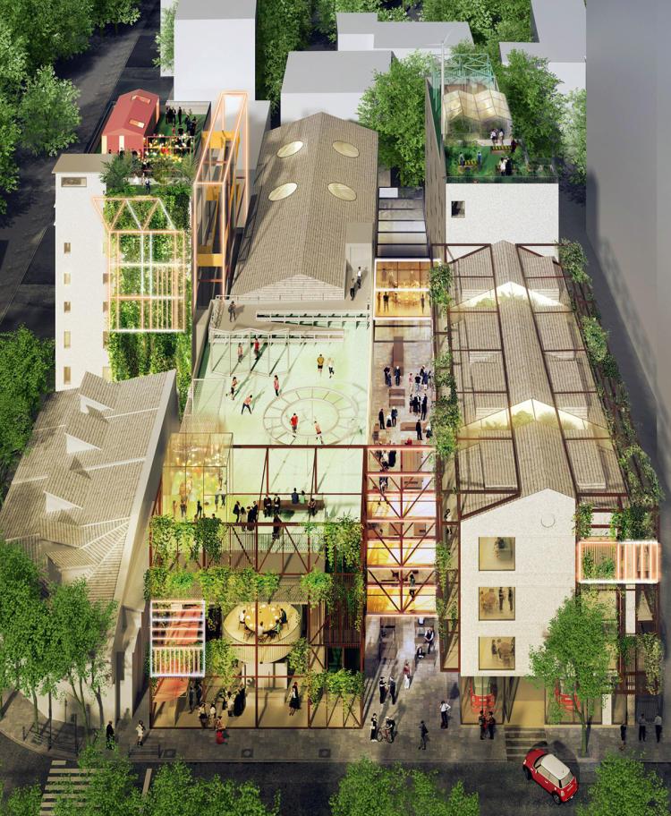 Megatrend im Living-Bereich - Urban Living