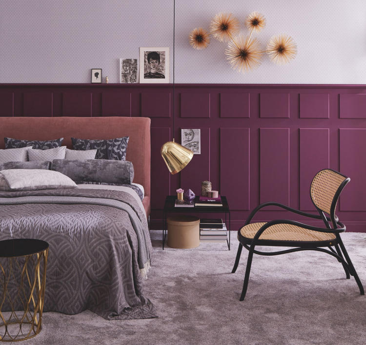 2016 hei t es farbe bekennen sch ner wohnen. Black Bedroom Furniture Sets. Home Design Ideas