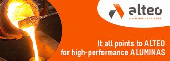 alteo - high-performance ALUMINAS